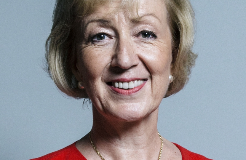 Image of Andrea Leadsom MP.