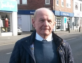 Image of Cllr George Howe